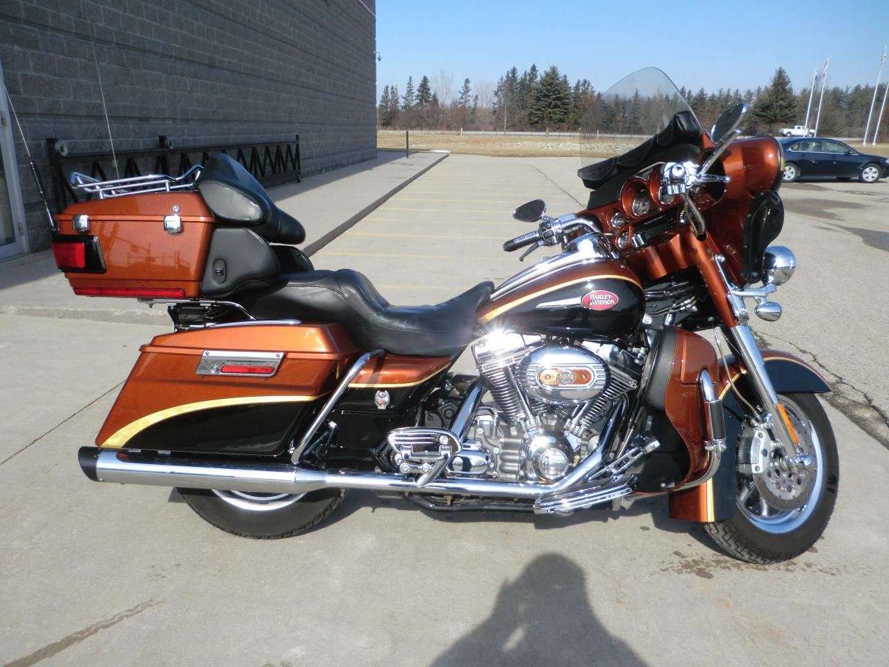2008 Harley-Davidson CVO