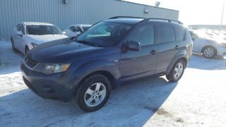 Used 2007 Mitsubishi Outlander LS AWD JAMAIS ACCIDENTE for sale in St-Georges, QC