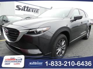 Used 2019 Mazda CX-9 GS NEUF for sale in St-Georges, QC