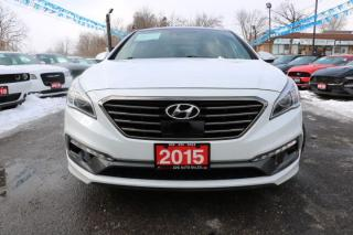 Used 2015 Hyundai Sonata 2.0T Ultimate ACCIDENT FREE for sale in Brampton, ON