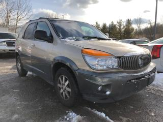 Used 2003 Buick Rendezvous CX for sale in Pickering, ON