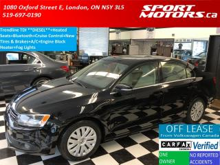 Used 2011 Volkswagen Jetta Comfortline+New Tires+Brakes+Battery+Heated Seats for sale in London, ON