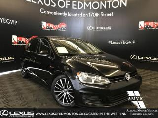 Used 2015 Volkswagen Golf TRENDLINE for sale in Edmonton, AB