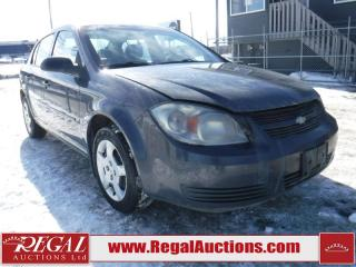Used 2008 Chevrolet Cobalt LS 4D Sedan for sale in Calgary, AB