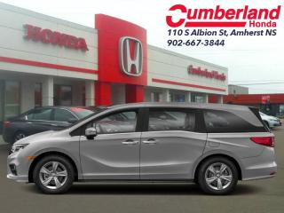 New 2019 Honda Odyssey EX-L RES  - Sunroof -  Leather Seats for sale in Amherst, NS