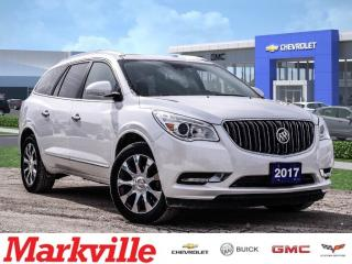 Used 2017 Buick Enclave PREMIUM-AWD-GM CERTIFED PRE-OWNED-1 OWNER for sale in Markham, ON