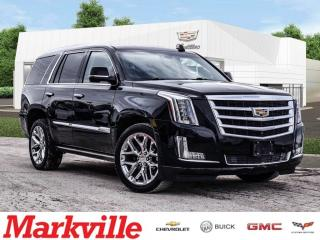 Used 2016 Cadillac Escalade PREMIUM COLLECTION-GM CERTIFIED PRE-OWNED-1 OWNER for sale in Markham, ON