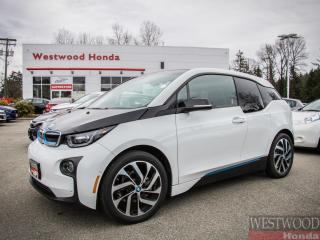 Used 2016 BMW i3 Base w/Range Extender for sale in Port Moody, BC