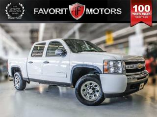 Used 2011 Chevrolet Silverado 1500 LT | ALLOYS | 6PASS | 4X4 | A/C | CRUISE for sale in North York, ON