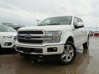 Used 2019 Ford F-150 PLATINUM 3.5L V6 700A for sale in Midland, ON
