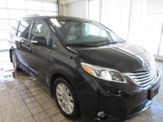 Used 2017 Toyota Sienna LIMITED 7 PASSENGER for sale in Toronto, ON