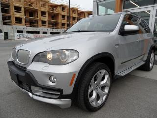 Used 2008 BMW X5 4.8i for sale in North Vancouver, BC