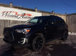 Used 2015 Mitsubishi RVR GT   AWD , Sunroof for sale in Stittsville, ON