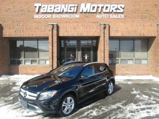 Used 2016 Mercedes-Benz GLA NO ACCIDENTS | NAVIGATION | REAR CAMERA | LEATHER | B\T for sale in Mississauga, ON