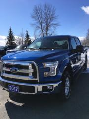 Used 2017 Ford F-150 XLT SUPERCREW 4X4 ONLY 10859 KM'S for sale in Smiths Falls, ON