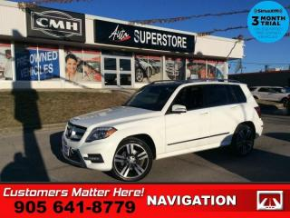 Used 2015 Mercedes-Benz GLK-Class GLK 250 BlueTEC 4MATIC  AWD NAV PANO-ROOF LEATH P/GATE for sale in St. Catharines, ON