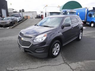 Used 2016 Chevrolet Equinox LS 2WD for sale in Burnaby, BC