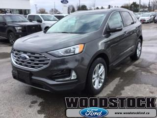 New 2019 Ford Edge SEL AWD  201A, SEL, NAVIGATION for sale in Woodstock, ON