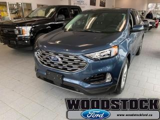New 2019 Ford Edge SEL AWD  201A, SEL, MOONROOF for sale in Woodstock, ON
