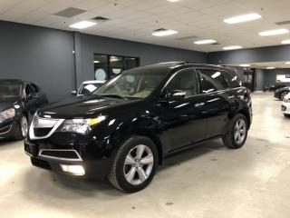 Used 2012 Acura MDX SH-AWD W/ADVANCE*TECH PKG*7-PASSENGER* NAV*DVD*BAC for sale in North York, ON