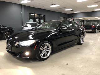 Used 2014 BMW 4 Series 428I XDRIVE*SPORT PKG*NAV*BACK-UP CAMERA*LOW KM*ON for sale in North York, ON