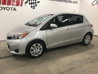 Used 2014 Toyota Yaris Le, A/c for sale in St-Hubert, QC