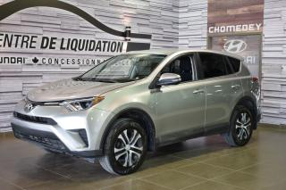 Used 2016 Toyota RAV4 LE AWD for sale in Laval, QC