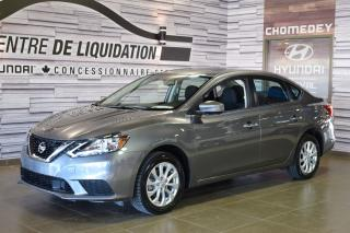 Used 2018 Nissan Sentra Sv+t.ouvrant+mags for sale in Laval, QC