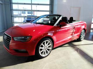 Used 2015 Audi A3 Decapotable Awd for sale in Lévis, QC