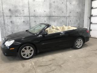 Used 2008 Chrysler Sebring Cabriolet Ltd Cuir for sale in Lévis, QC