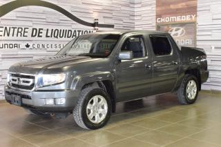 Used 2011 Honda Ridgeline AWD for sale in Laval, QC