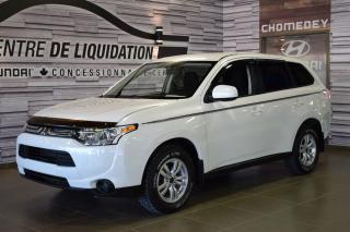 Used 2014 Mitsubishi Outlander ES for sale in Laval, QC