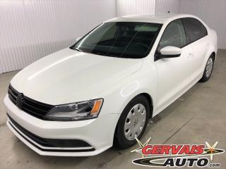 Used 2017 Volkswagen Jetta Tsi Trendline+ A/c for sale in Shawinigan, QC