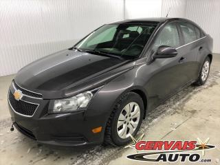 Used 2014 Chevrolet Cruze LT A/C for sale in Shawinigan, QC