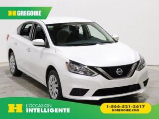 Used 2018 Nissan Sentra SV A/C GR ELECT for sale in St-Léonard, QC