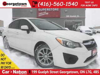 Used 2014 Subaru Impreza 2.0i Touring Package | HEATED SEATS|ALLOY WHEELS for sale in Georgetown, ON