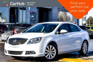 Used 2013 Buick Verano Comfort|BOSESound|SiriusXMRadio|BackUpCamera for sale in Thornhill, ON