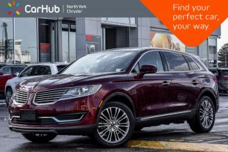 Used 2016 Lincoln MKX Reserve|AWD|PanoSunroof|RevelSound|Nav|RemAutoStart for sale in Thornhill, ON