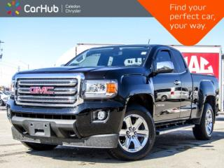 Used 2015 GMC Canyon SLE 4x4|Bluetooth|Backup Cam|R-Start|Pwr Windows|Pwr Locks|Keyless Entry|17