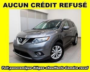 Used 2014 Nissan Rogue SV AWD CAMERA RECUL for sale in St-Jérôme, QC