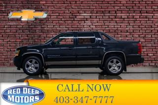 Used 2007 Chevrolet Avalanche 4x4 LT Sport Leather Roof for sale in Red Deer, AB