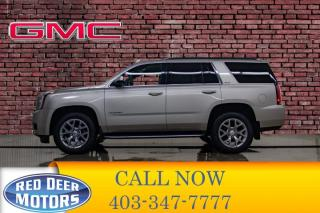 Used 2017 GMC Yukon SLE for sale in Red Deer, AB
