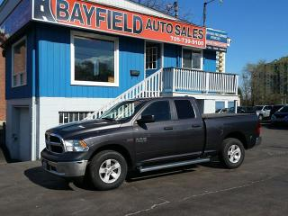 Used 2015 RAM 1500 ST Quad Cab 4x4 **5.7L HEMI/Only 51k!** for sale in Barrie, ON