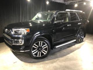 Used 2018 Toyota 4Runner Limited for sale in St-Eustache, QC