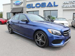 Used 2017 Mercedes-Benz C 300 4MATIC Sedan AMG Styling Pkg. NAVIGATION , MORE .... for sale in Ottawa, ON