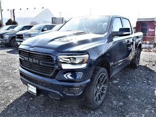 New 2019 RAM 1500 SPORT|12IN.UCONNECT|22IN.WHEELS|PANO SUNROOF for sale in Concord, ON