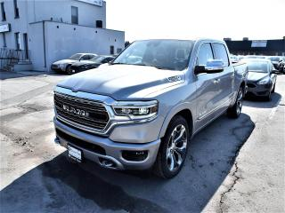 New 2019 RAM 1500 Limited|4X4|NAV|LEATHER|PANO SUNROOF|RAM BOX for sale in Concord, ON