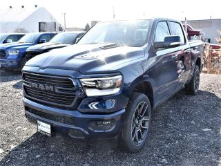 New 2019 RAM 1500 SPORT|12IN.UCONNECT|22IN.WHEELS|RAMBOX|PANO SUNROO for sale in Concord, ON