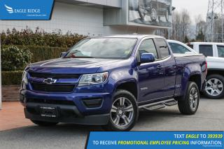 Used 2017 Chevrolet Colorado WT Bedliner & Side Steps for sale in Coquitlam, BC