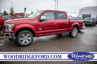 New 2019 Ford F-150 King Ranch for sale in Calgary, AB